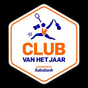 Logo Club van het jaar