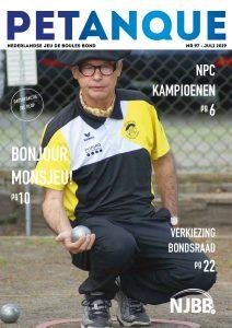 Petanque magazine 97 - juli 2019