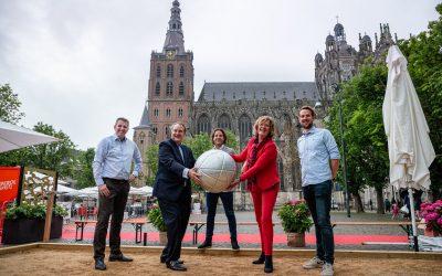 's-Hertogenbosch maakt zich klaar voor EK Petanque 2022