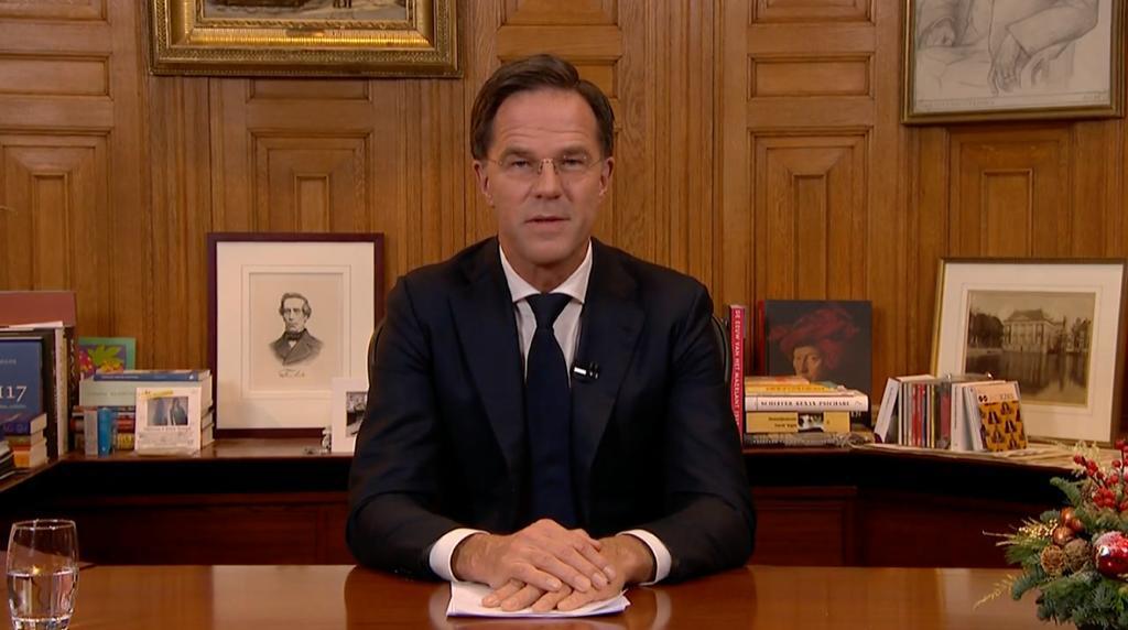 Update na toespraak minister president Rutte op 14 december