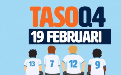 TASO-Q4 open voor aanvragen