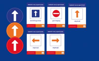 Nieuwe toolkit coronamaatregelen voor sportclubs beschikbaar